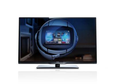 Drivers Update: Philips 32PFL3606D/77 Smart TV