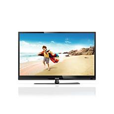 39PFL3807K/02  LED-Fernseher