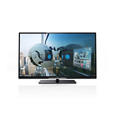 39PFL4208K/12  Ultraflacher Smart LED-Fernseher
