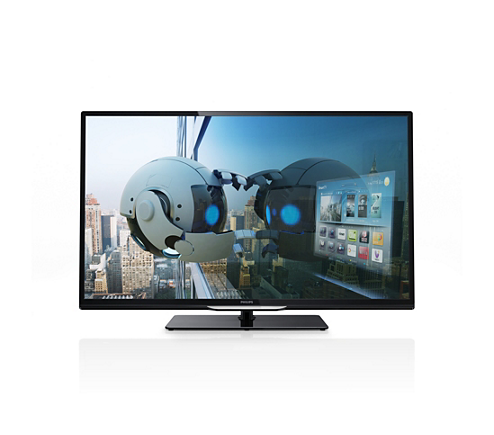 9a96be75ab7 Smart TV LED ultrafina 39PFL4508G 78