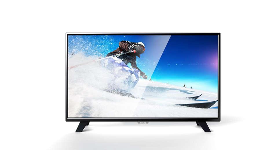 TV LED Ultra Slim