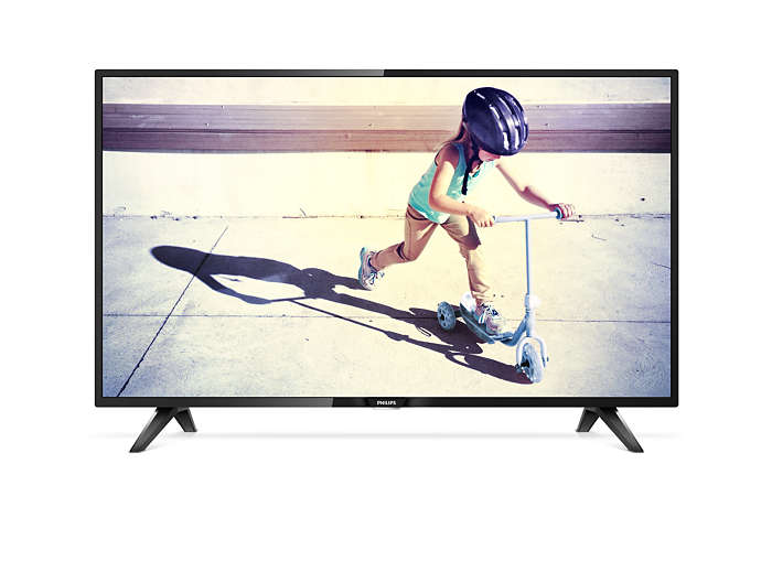 Ultra Slim LED TV