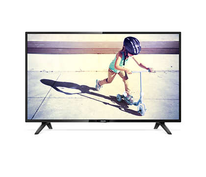 Ultratunn LED-TV