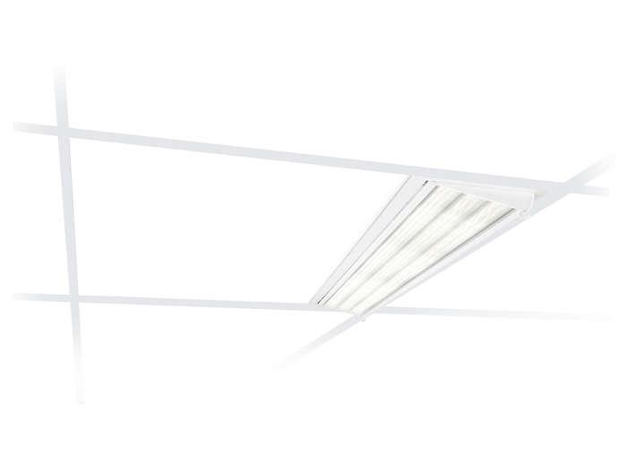 Maxos LED, recessed