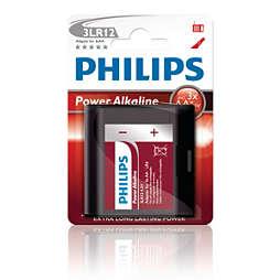 Power Alkaline Adaptateur