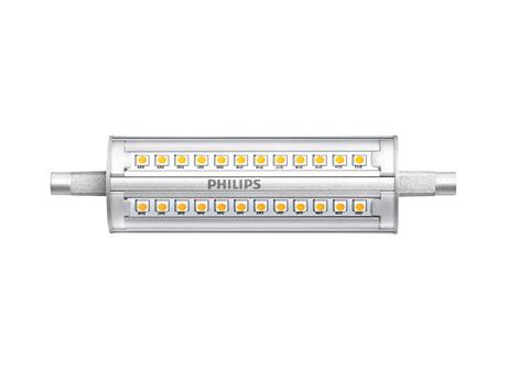 CorePro LED linear R7S 118mm 14-100W 840 D
