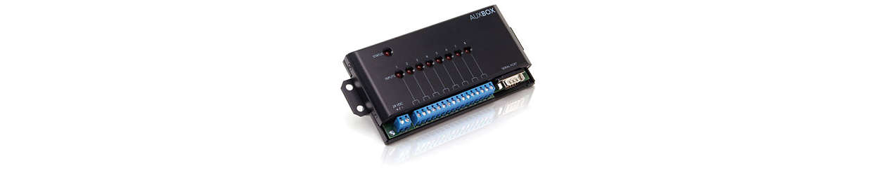 Creating and controlling light shows and effects is simple with this wide range of DMX and Ethernet controllers.