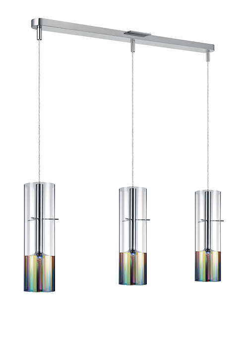 Ledino Tubular pendant light