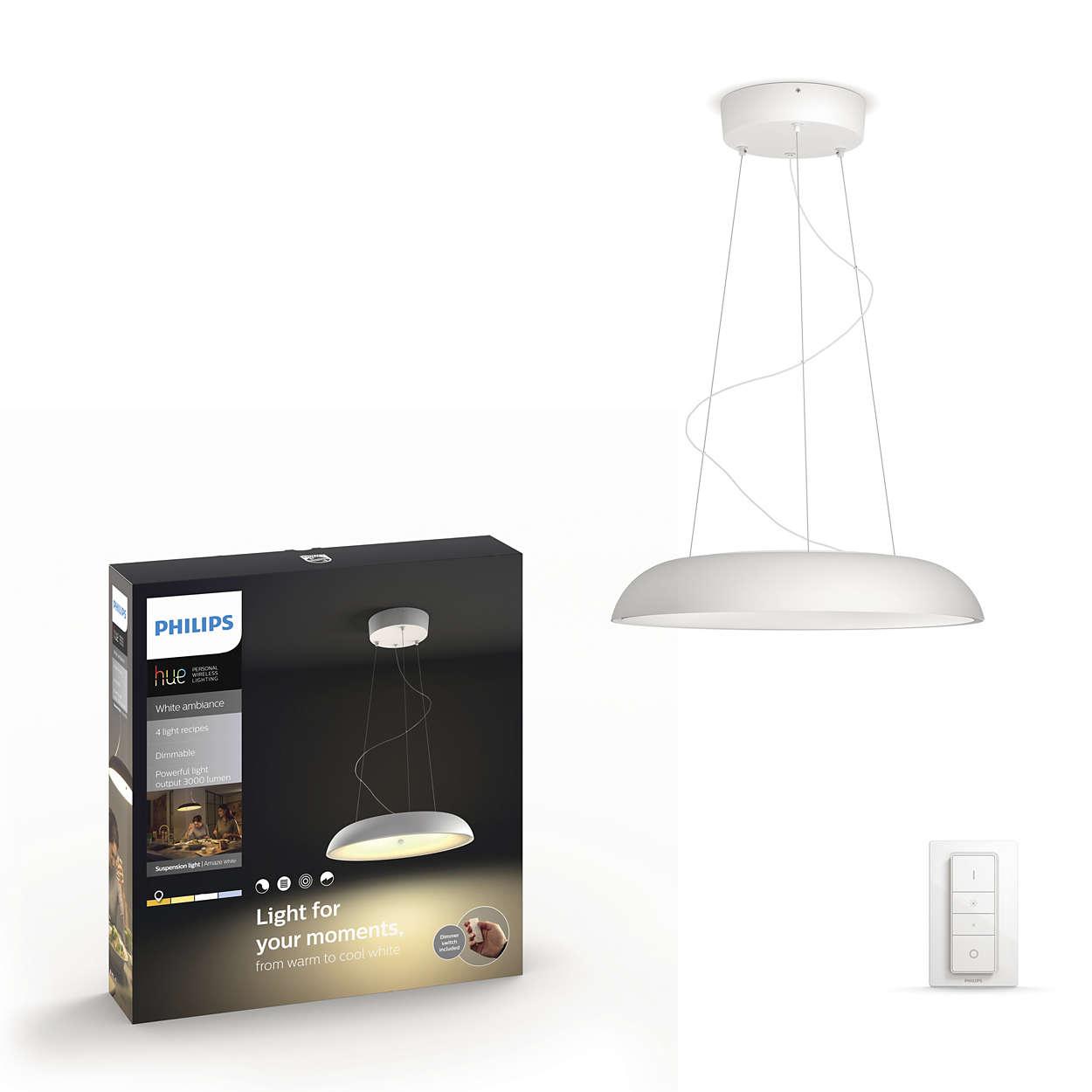 O design exclusivo adapta-se a qualquer decoração interior