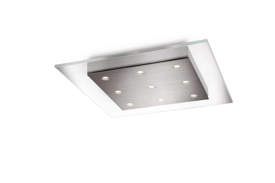 Ledino Matrix ceiling light