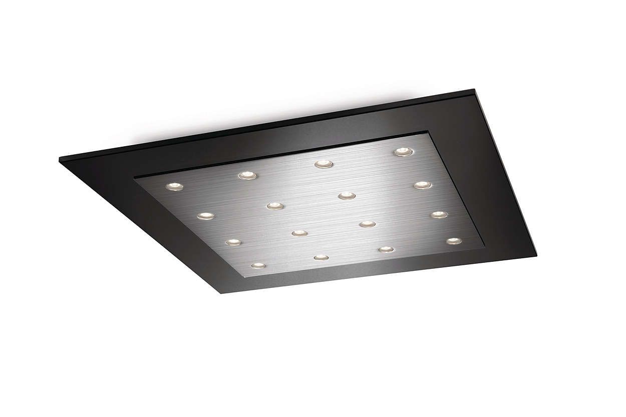 Matrix LED ceiling light