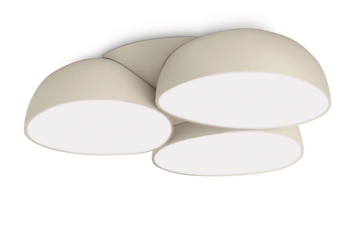 Vyjadrite svoj štýl pomocou svetla