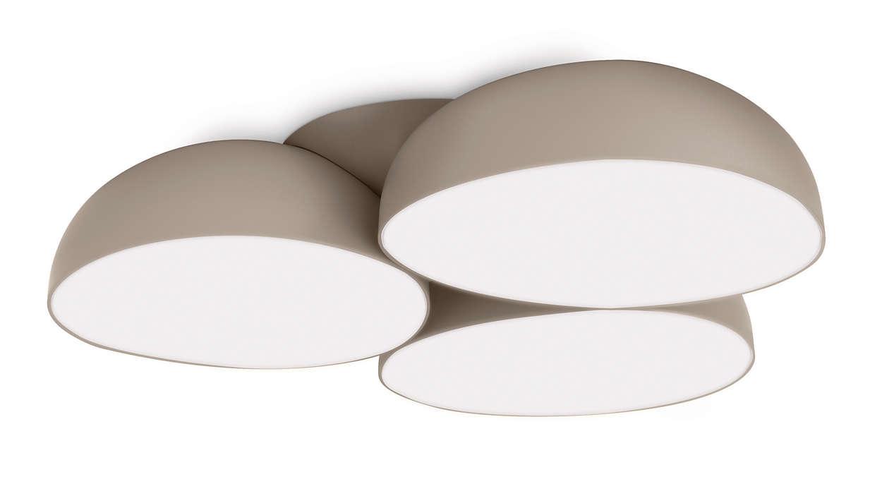Crea il tuo stile con la luce