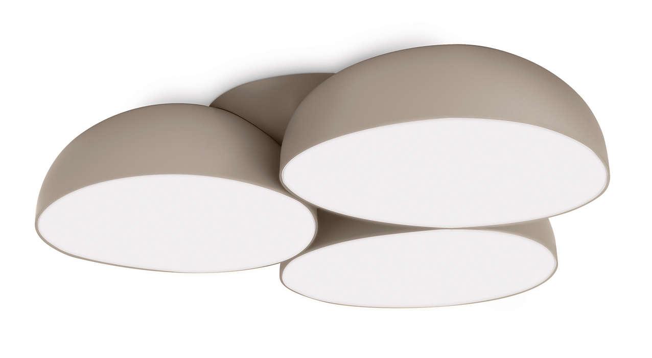 Creëer uw eigen stijl met licht