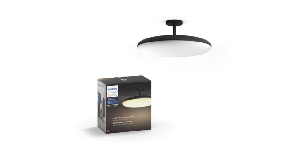 Philips Hue Cher semi-flushmount light