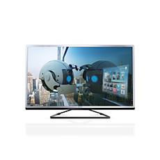 40HFL5008D/12 -    TV LED professionale