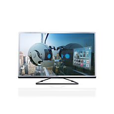 40HFL5008D/12  Professionell LED-TV