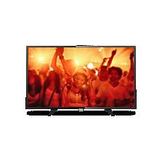 40PFK4201/12  Ultraflacher Full-HD LED-Fernseher