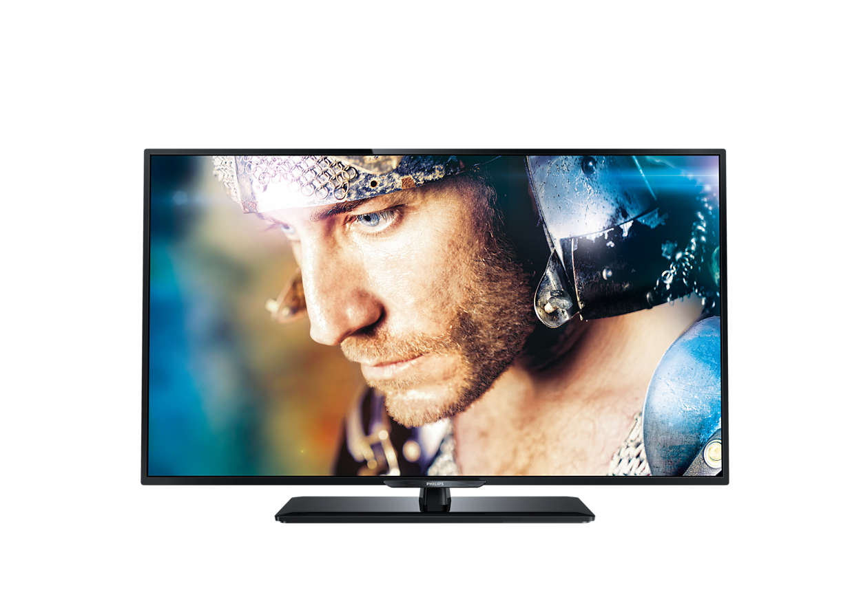"Plonas ""Full HD LED"" televizorius"