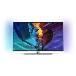 6000 series Ultratenký LED televizor Full HD