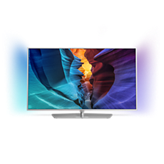 40PFK6510/12  Flacher Full HD LED TV powered by Android™