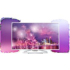40PFK6719/12 -    Flacher Smart Full HD-LED-Fernseher
