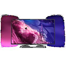 40PFK6909/12  Ultraflacher Smart Full HD-LED-Fernseher
