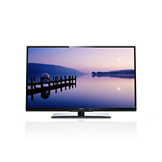 40PFL3078K/12  Flacher Full-HD-LED-Fernseher