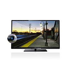 40PFL4308H/12 -    Ultratenký 3D LED televizor