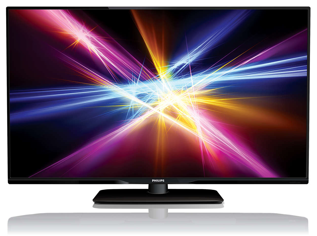 5000 series LED-LCD TV 40PFL5708/F7 | Philips