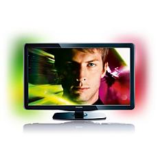 40PFL6605/98  LED TV