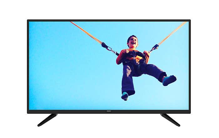 Ультратонкий Full HD LED TV