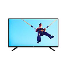 40PFS5073/60 -    Ультратонкий Full HD LED TV