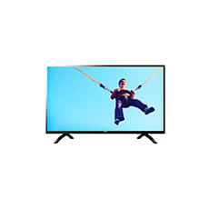 40PFT5063/56  تلفزيون LED رفيع جدًا بدقة Full HD