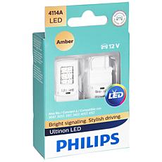 4114AULAX2 Ultinon LED Ampoule pour clignotant de voiture