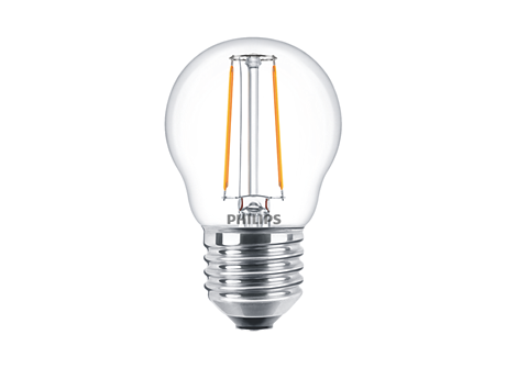 CLA LEDLuster ND 2-25W P45 E27 827 CL
