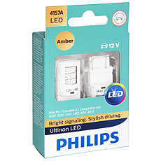 4157AULAX2 -   Ultinon LED Car signaling bulb