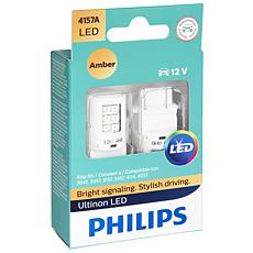 4157AULAX2 Ultinon LED Ampoule pour clignotant de voiture