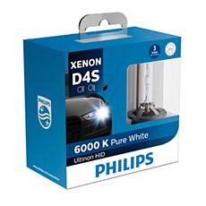 42402WXX2 Ultinon HID 6000K Headlight bulb