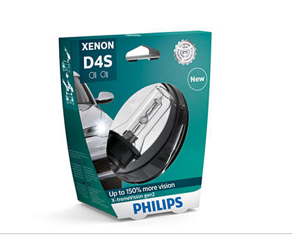 Feel safe and drive safe with brighter lights
