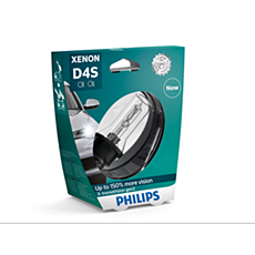 42402XV2S1 Xenon X-tremeVision gen2 Headlight bulb