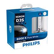 Ultinon HID 6000K ヘッドランプ用 LED バルブ