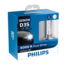 42403WXX2 Ultinon HID 6000K Bóng đèn pha