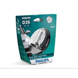 Xenon X-tremeVision gen2 Xenon car headlight bulb