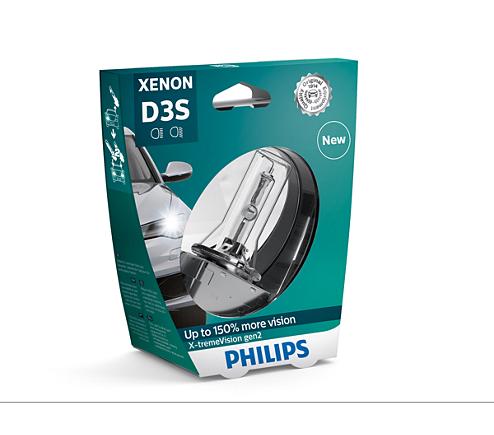 de053accf0f Xenon X-tremeVision gen2 Xenon car headlight bulb 42403XV2S1 ...