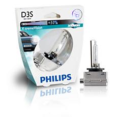 42403XVS1 X-tremeVision Headlight bulb