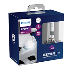 42406FSJ Ultinon HID (FS) ヘッドランプ用 LED バルブ