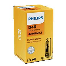 42406VIC1 Xenon Vision Xenon autolamp