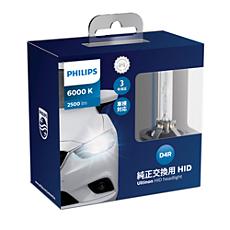 42406WXX2 Ultinon HID 6000K ヘッドランプ用 LED バルブ
