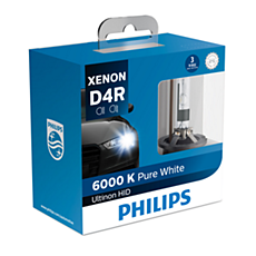 42406WXX2 Ultinon HID 6000K Bóng đèn pha